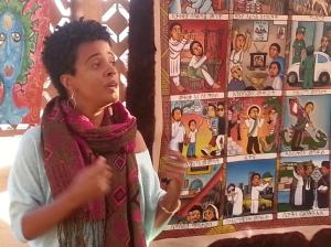 zena artist talk